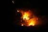 Incendio en Corvera de Toranzo