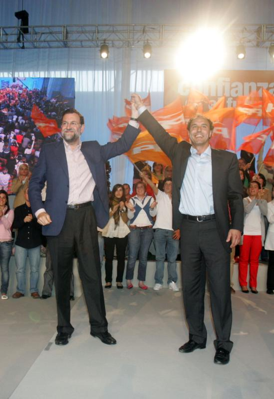Mitin de Rajoy en Santander