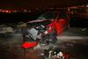 Accidente nocturno en la S-20