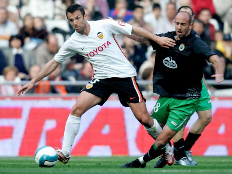 Valencia 0 - Racing 2