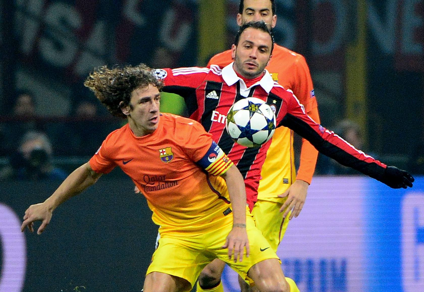 Milan-Barcelona (Liga de Campeones)