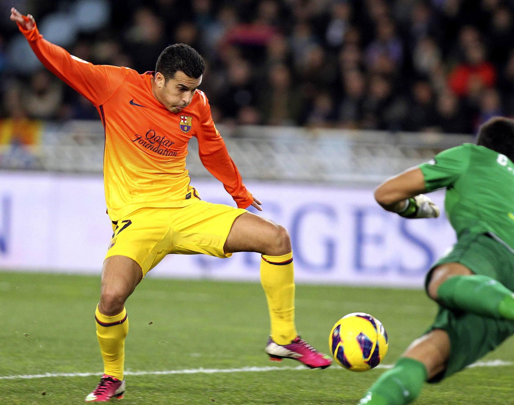 Real Sociedad-Barcelona (Liga)