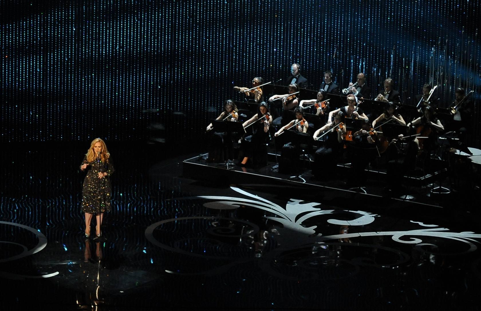 La gala de los Oscars 2013