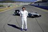 Sauber presenta el monoplaza con el que De la Rosa vuelve a la actividad