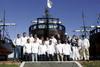 Los escolares de Santander se acercan a Vital Alsar