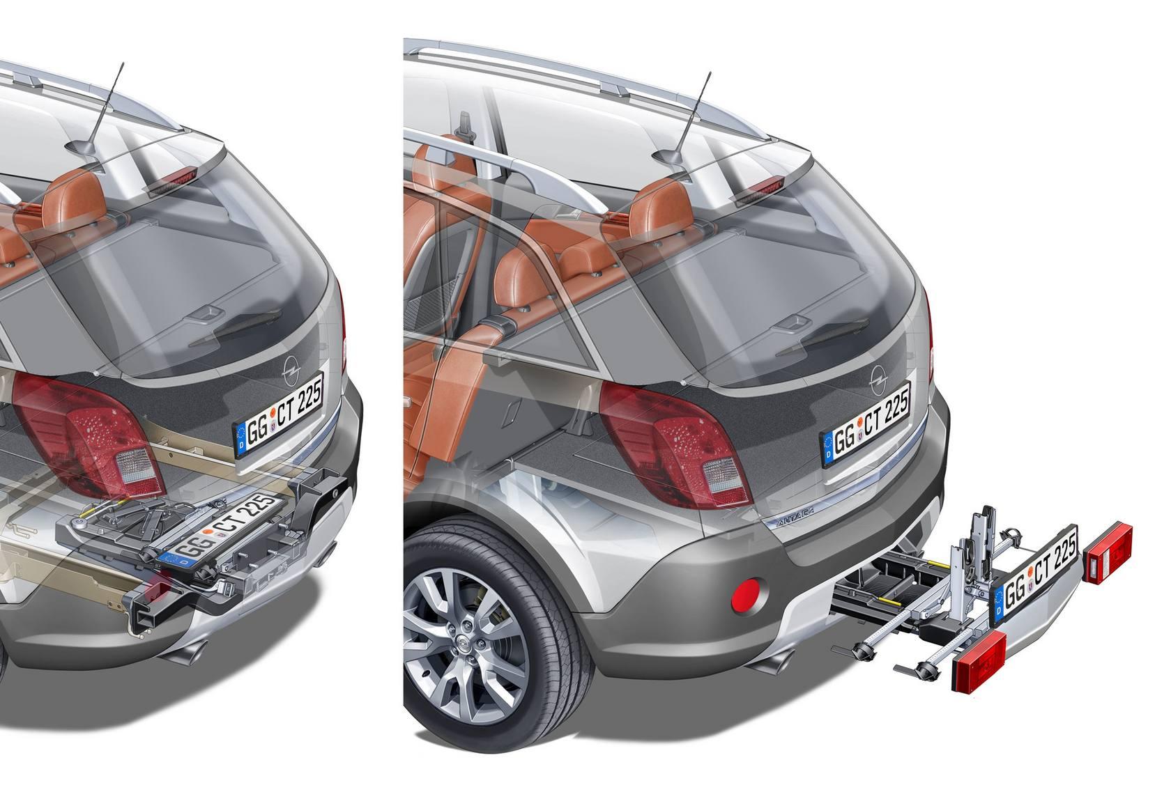 Nuevo Opel Antara